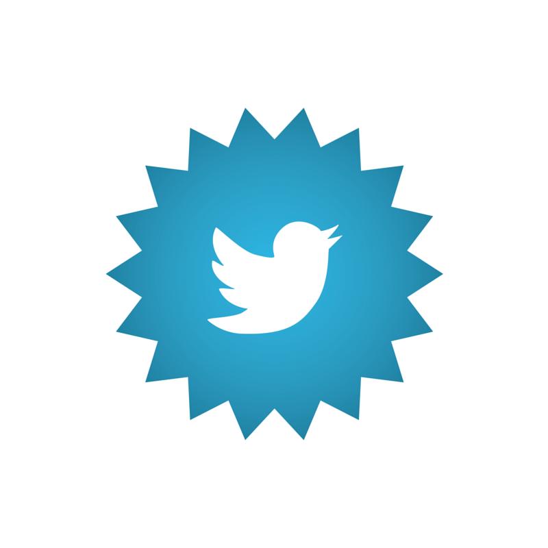 Nu er Merkur Service på Twitter