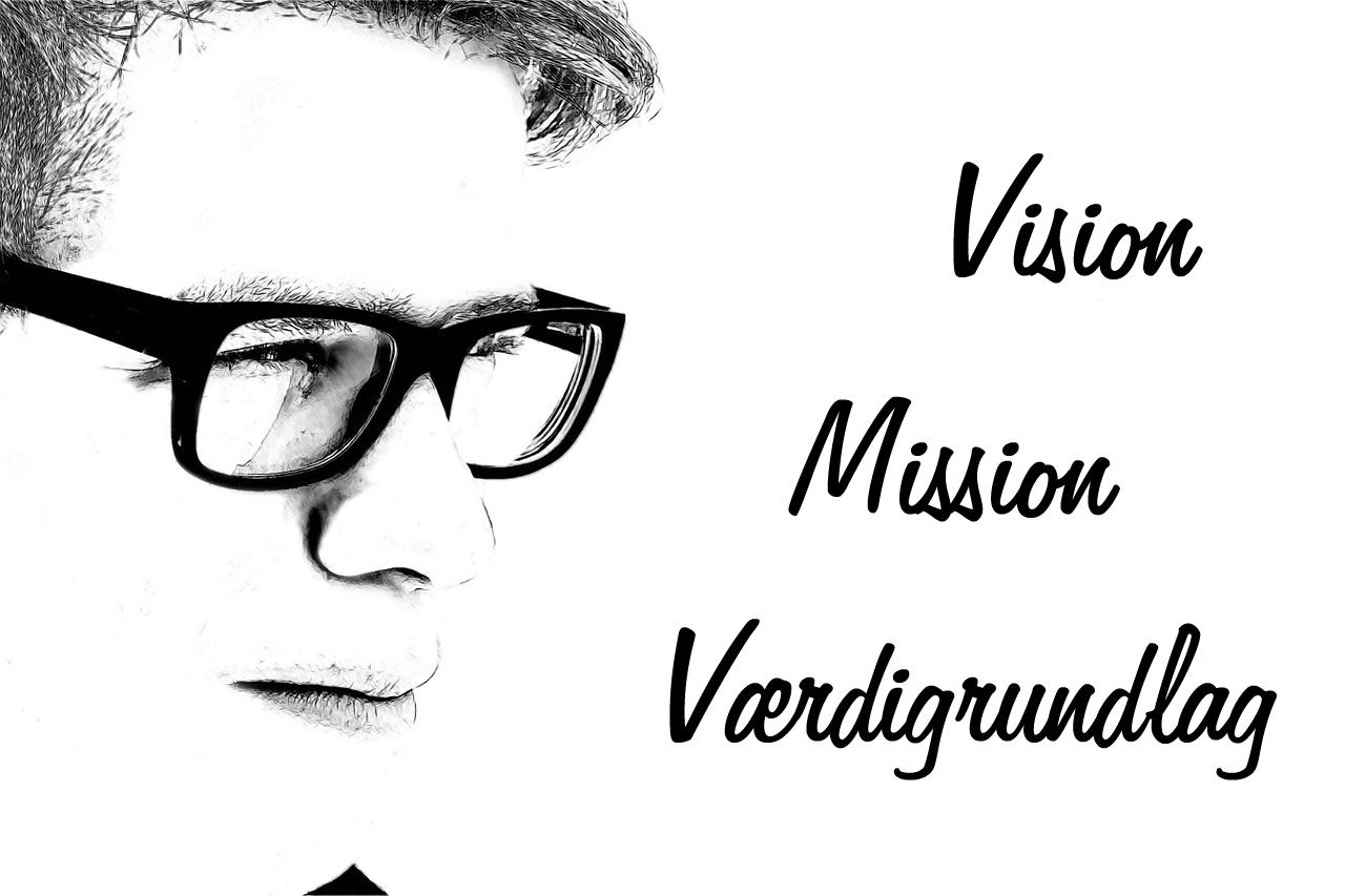 Merkur Services vision, mission og værdigrundlag