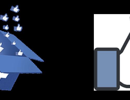 Så er vi på Facebook